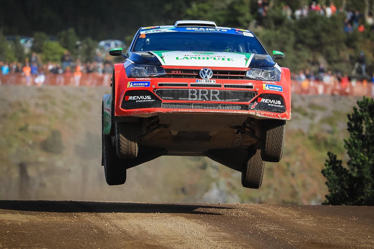 Marijan Griebel Azoren Rallye 2019